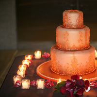 Cakes, cake, Wedding, Rosebud
