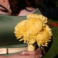 Flowers & Decor, white, yellow, green, Bride Bouquets, Modern, Flowers, Modern Wedding Flowers & Decor, Bouquet, Daisy, La partie events, Lantern