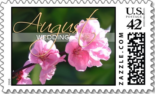 Flowers & Decor, Flower, Wedding, Stamp, Everafter stamps, Postage, Everafterstamps, August