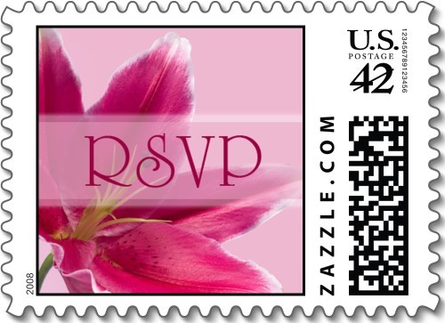 Flowers & Decor, Flowers, Rsvp, Lily, Stargazer, Everafter stamps