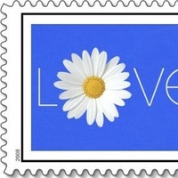 blue, Wedding, Daisy, Love, Everafter stamps
