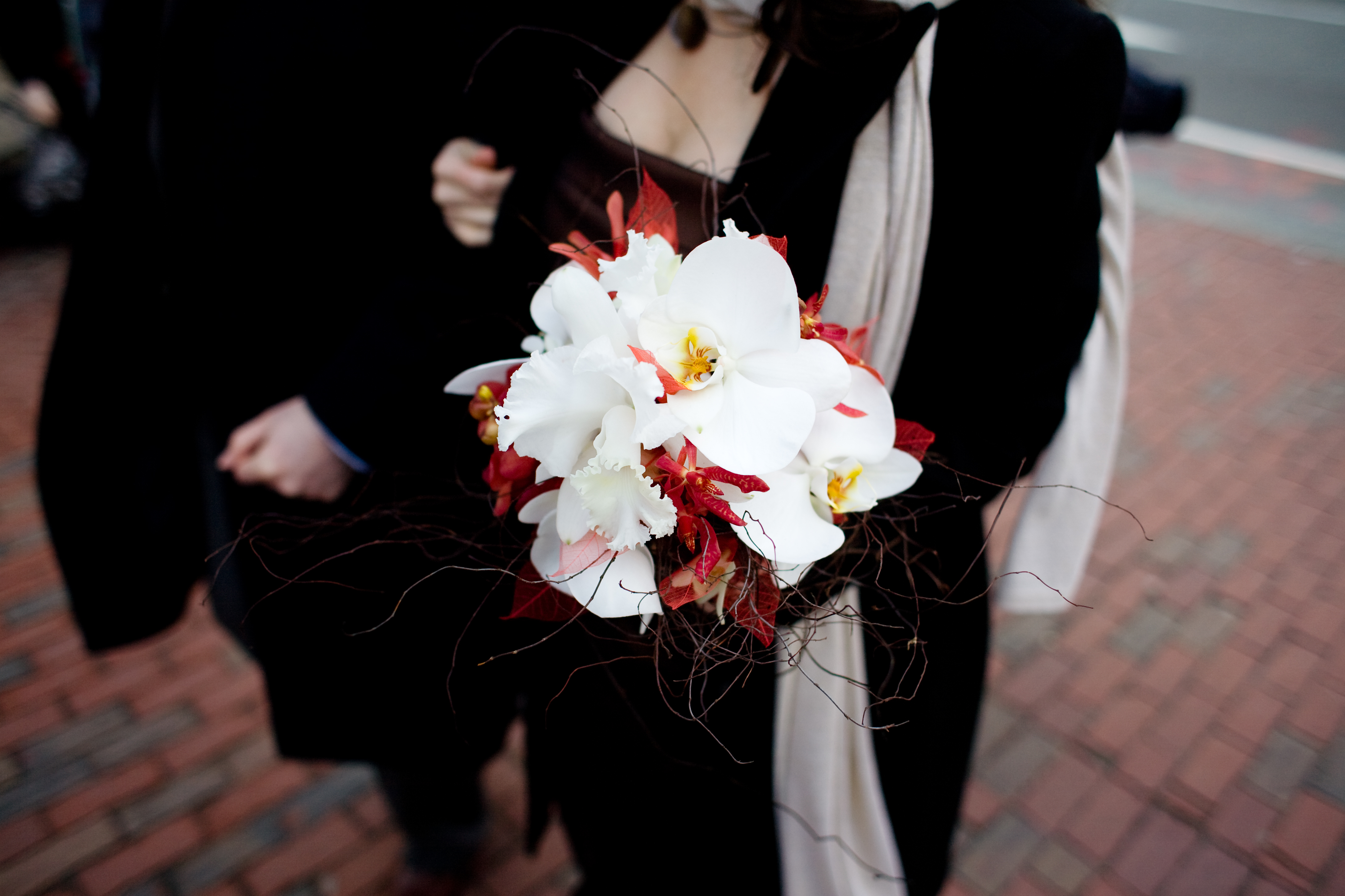 Bouquet, Orchid, Wedding, Petalena