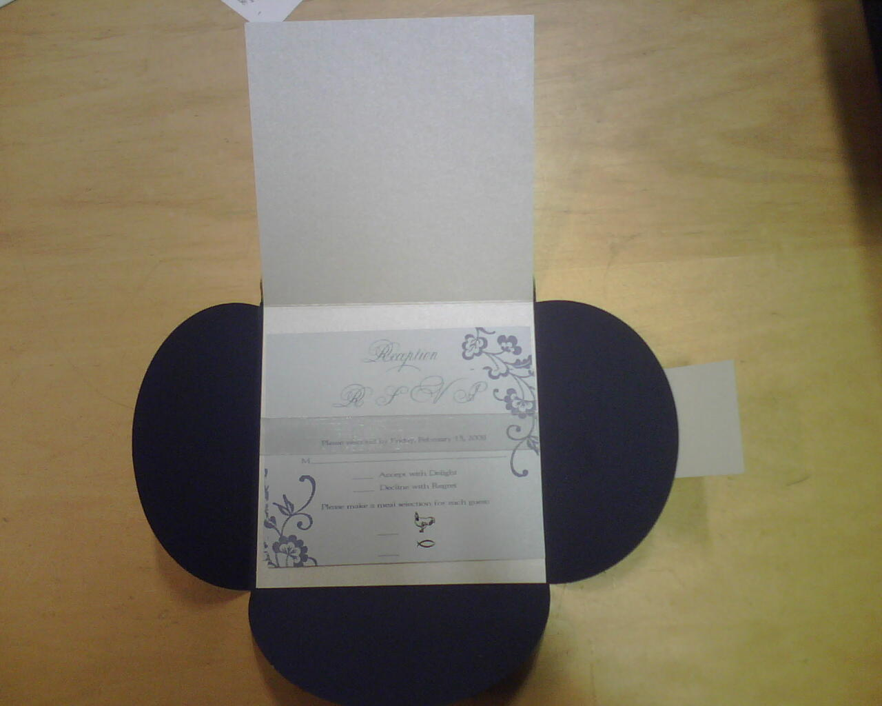Stationery, silver, invitation, Invitations, Navy, Slate