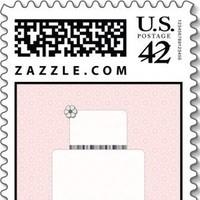 Cakes, cake, Bride, Groom, Wedding, Marriage, Everafter stamps, Wed