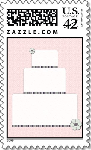 Cakes, cake, Bride, Groom, Wedding, Marriage, Everafter stamps, Wed