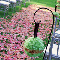 Flowers & Decor, Tables & Seating, Flowers, Wedding, Chairs, Decorations, Sunset hawaii weddings, Loose