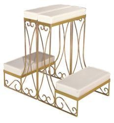 Fine entertaining, Easels, Kneeling benches, Carpet rollers, Picture frame stands, Archways