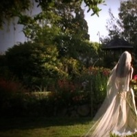 Flowers & Decor, Veils, Fashion, Garden, Outdoor, Veil, Sunset, Country, Focal point digital media