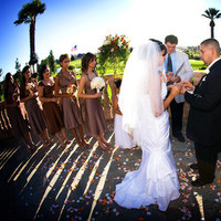 Ceremony, Flowers & Decor, Wedding, Party, Club, Country, Copper, Fillpot photography, River