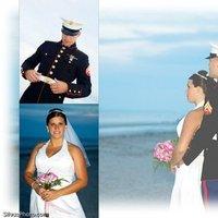 Ceremony, Flowers & Decor, Beach, Beach Wedding Flowers & Decor, Portraits, Wedding, Events, Island, Head, Silvas photo video weddings, Hilton