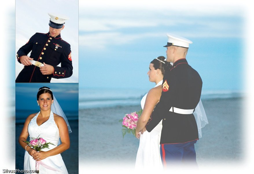 Ceremony, Flowers & Decor, Beach, Beach Wedding Flowers & Decor, Portraits, Wedding, Events, Island, Head, Silvas photo video weddings, Hilton
