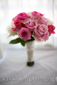 Flowers & Decor, pink, Bride Bouquets, Flowers, Roses, Bouquet, Kali kraum photography, San francisco