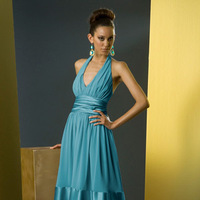 Wedding Dresses, Fashion, blue, dress, Halter, Turquoise, Bridemaid, halter wedding dresses