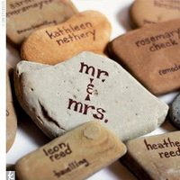Stationery, Escort Cards, Cards, Escort, Rocks, Stones