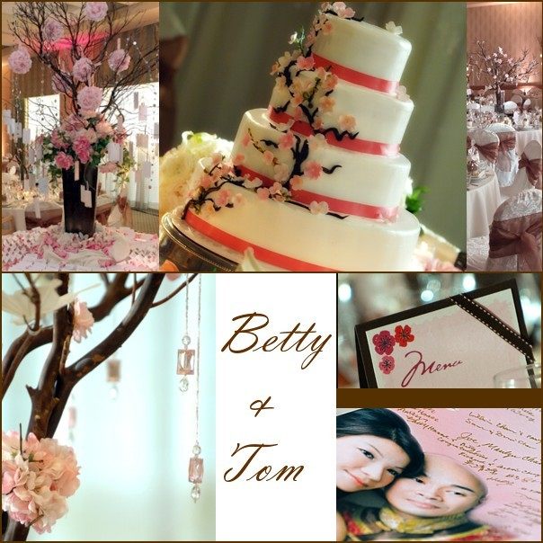 Exquisite event planning and design