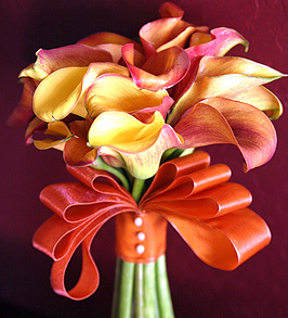 Flowers & Decor, Flowers, Bouquets, Coral
