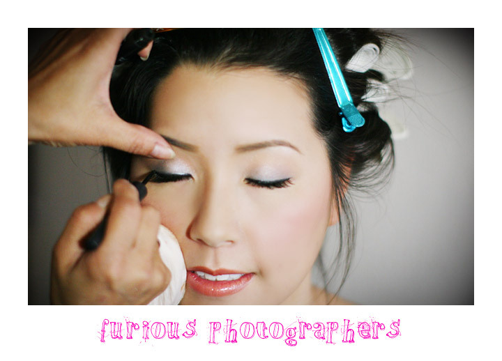 Beauty, Photography, Makeup, Bride, Wedding, Preparation, Furious photographers