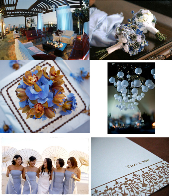 Inspiration, blue, Chocolate, Board
