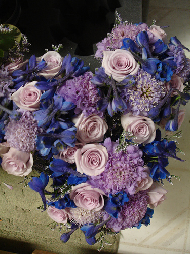 Flowers & Decor, purple, Bride Bouquets, Flowers, Roses, Bouquet