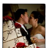 Photography, Cakes, red, cake, Calla, Lily, I, Love
