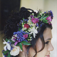 Beauty, Flowers & Decor, Destinations, Hawaii, Flowers, Wedding, Hair, Weddings, Sunset hawaii weddings