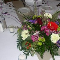 Flowers & Decor, Flower, Centerpiece, The flower alley