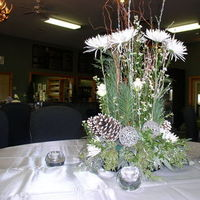 Flowers & Decor, Winter, Flower, Centerpiece, The flower alley