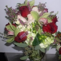 Flowers & Decor, Bride, Flower, And, Bouquets, Bridemaid, The flower alley