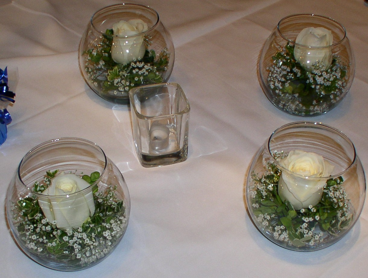 Centerpiece, Simple, The flower alley