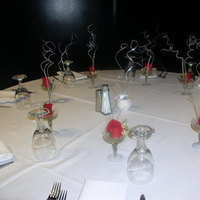 Centerpieces, Rose, The flower alley
