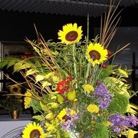 Flowers & Decor, Flower, Centerpiece, Table, The flower alley, Tuskan