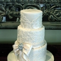 Cakes, Fashion, white, Dresses, Receptions, Bling