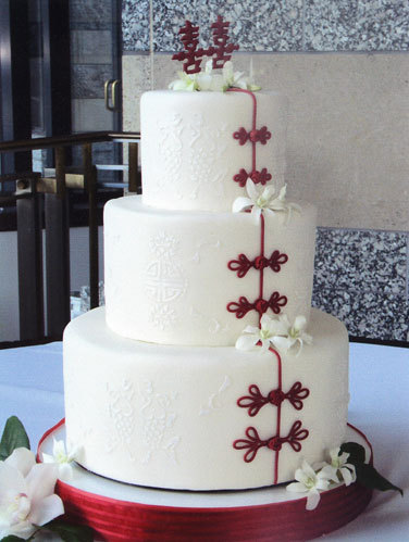 Cakes, Fashion, white, red, Dresses, Receptions