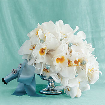 Flowers & Decor, Flowers, Teal, Bouquets