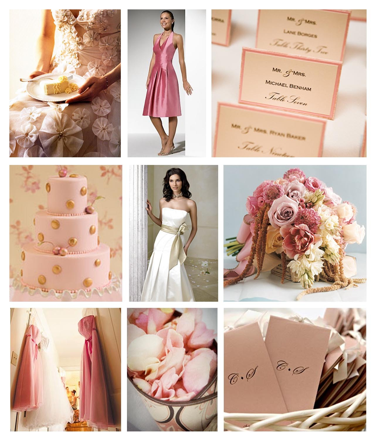 Inspiration, pink, Board, Cream