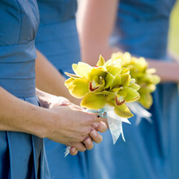 Flowers & Decor, Wedding Dresses, Fashion, green, dress, Flowers, Teal, Flower Wedding Dresses