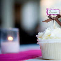Reception, Flowers & Decor, Favors & Gifts, Favors, Cupcakes