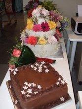 Cakes, Wedding, Organic