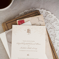 Stationery, invitation, Rustic, Rustic Wedding Invitations, Invitations, Wedding, Hellolucky