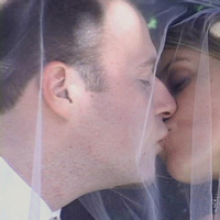 Veils, Fashion, Bride, Groom, Veil, Kiss, Celeste studios film video productions