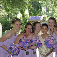 Flowers & Decor, Bridesmaids, Bridesmaids Dresses, Fashion, Bridesmaid Bouquets, Flowers, Flower Wedding Dresses