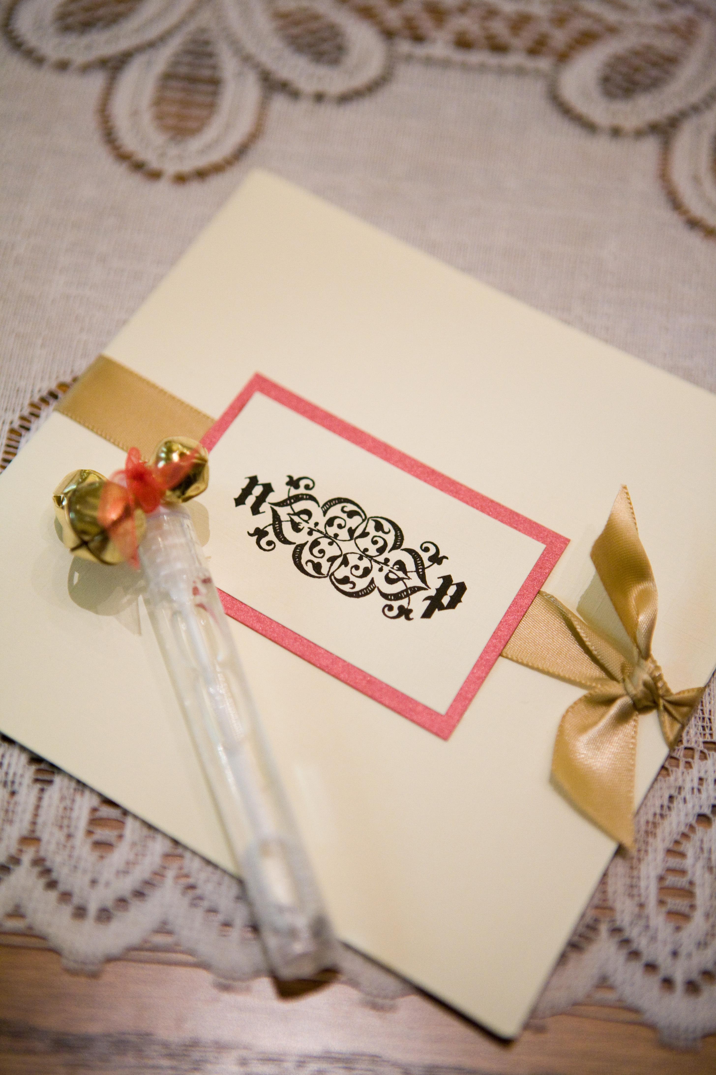 Ceremony, Flowers & Decor, Programs