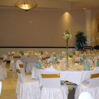 Reception, Flowers & Decor, Flowers, Wedding, Chair, Marriage, Covers, Exciting blooms balloons, Centrepiece, Ties, Tower, Eiffel