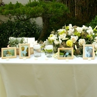 Ceremony Flowers, Vineyard Wedding Flowers & Decor