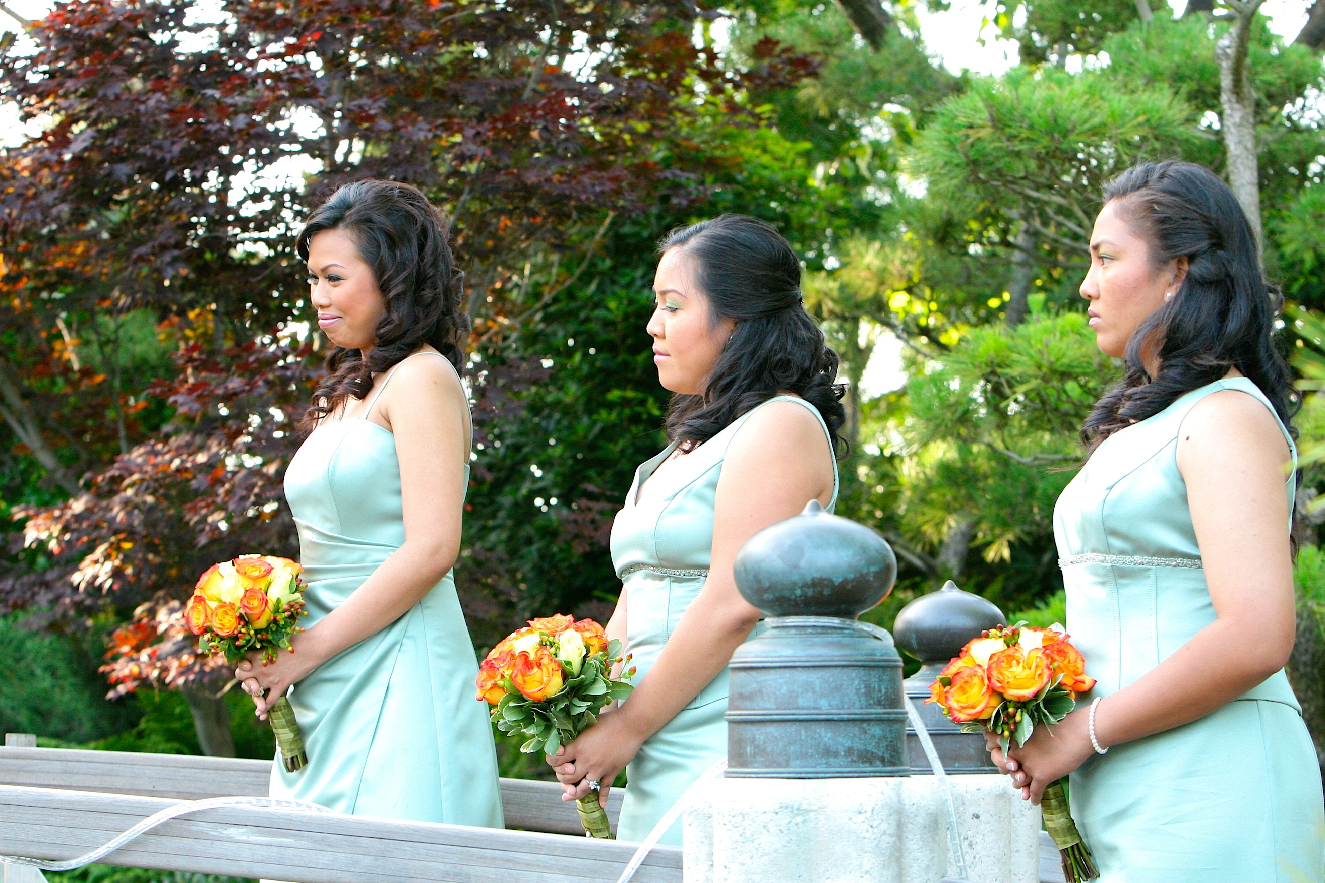 Ceremony, Flowers & Decor, Bridesmaids, Bridesmaids Dresses, Fashion