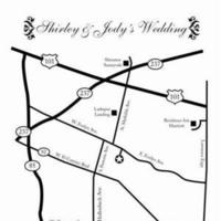Map, Minor details design