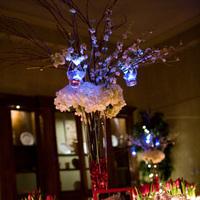 Reception, Flowers & Decor, Centerpieces, Flowers, Centerpiece