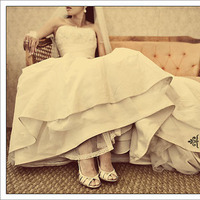 Shoes, Fashion, Bride, Caroline tran