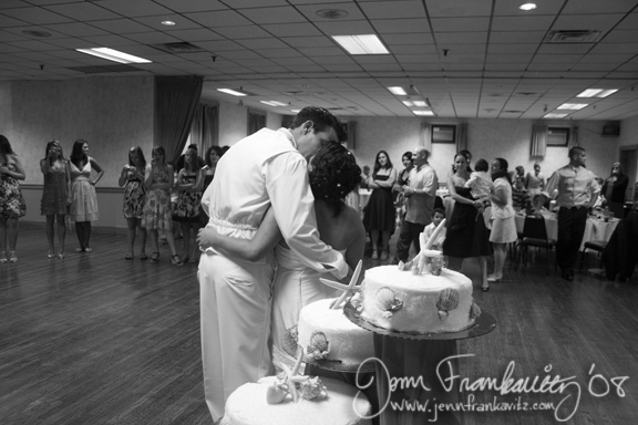Cakes, cake, Bride, Groom, Cutting, Jenn frankavitz photography