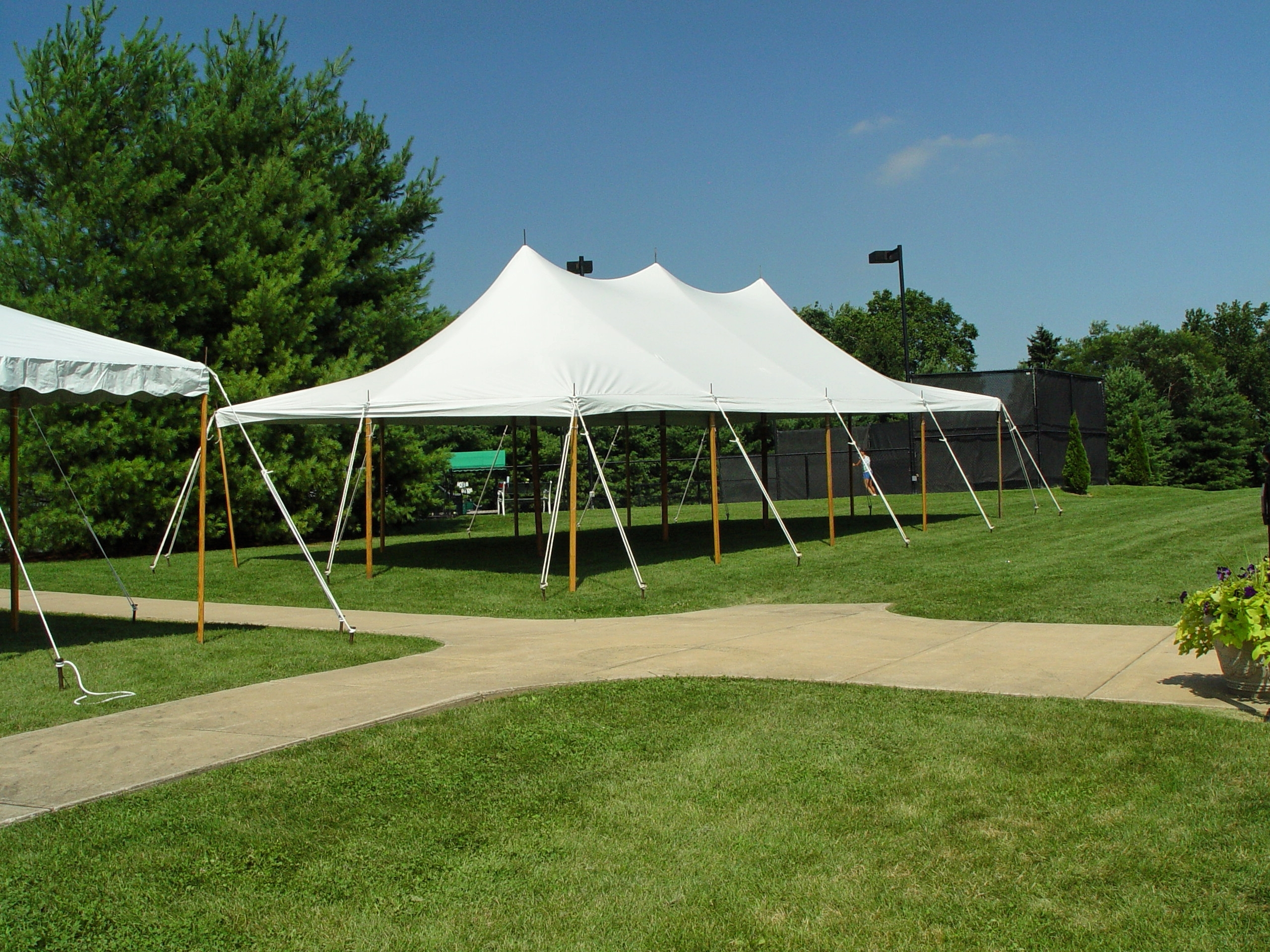 white, For, Tents, Tents for rent, Rent, 20x40